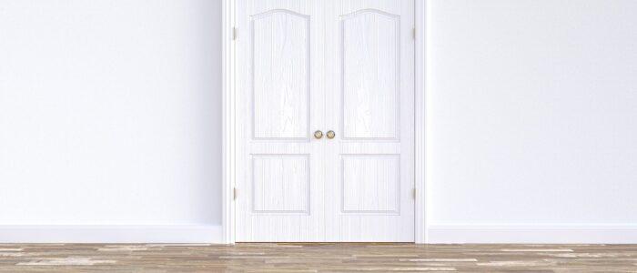 Dlaczego białe drzwi wewnętrzne są popularne?