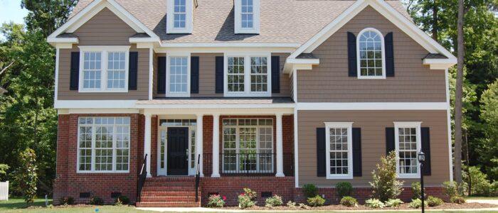 Dom i posesja spójne pod każdym kątem