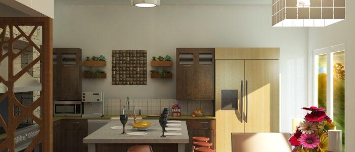 Top rozwiązania w kuchni