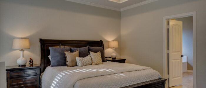 Metamorfoza sypialni w kilku prostych krokach