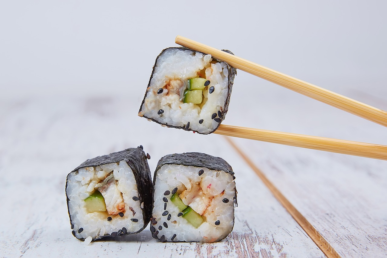 Wszystko o sushi
