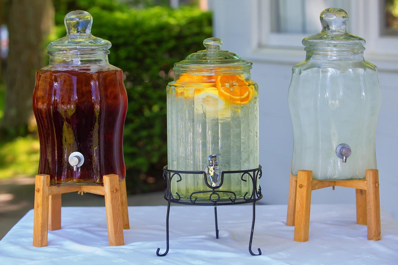 Przepisy na letnie napoje