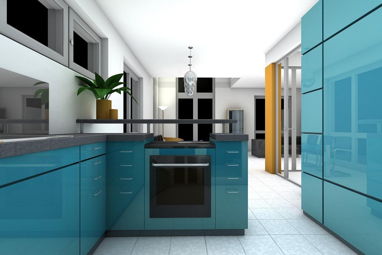 Urządzanie małych kuchni