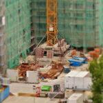 Kontener na budowie